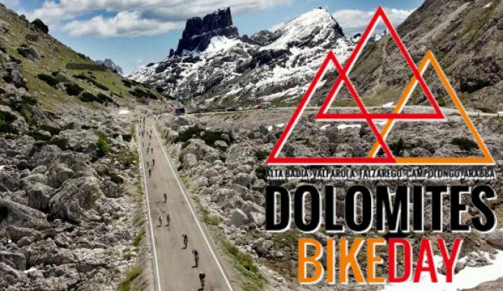 Dolomites Bike Day 2018