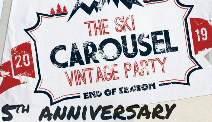 The Ski Carousel Vintage Party