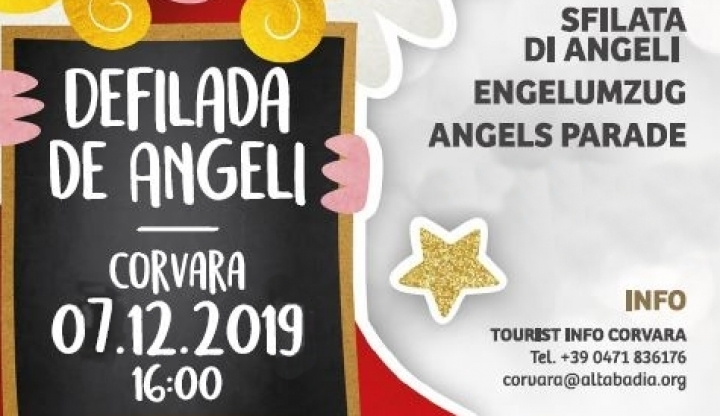 Angeli Corvara 2019