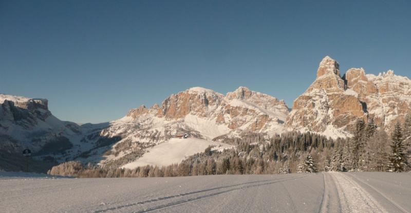 Ski season opening